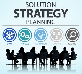Solution Strategy Planning